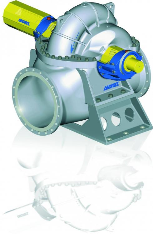 Double-Suction Pumps