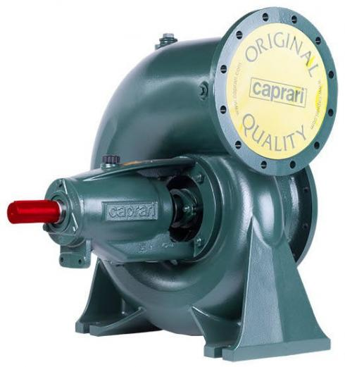 Centrifugal Pumps of BHR Model